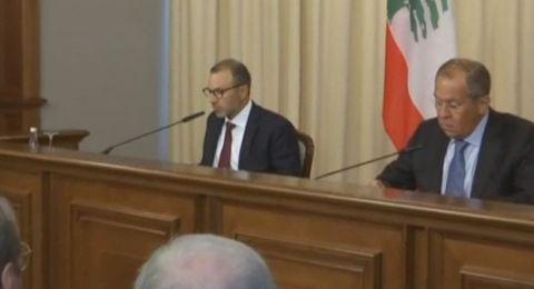 لافروف: هنالك اتفاق وشيك مع تركيا حول المسلحين في إدلب ..