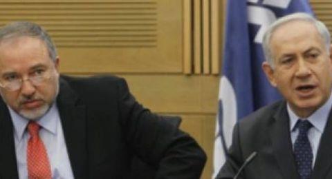 نتنياهو وليبرمان يقرران الاستمرار في مباحثات التهدئة مع حماس