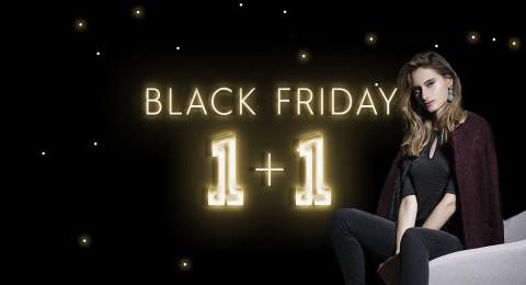 شبكة هونيجمان في حملة خاصة بالـ Black Friday 1+1