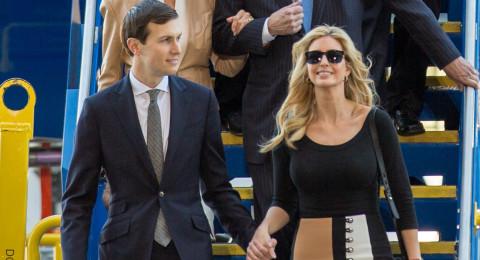 ترامب يطرد ابنته وزوجها من البيت الأبيض