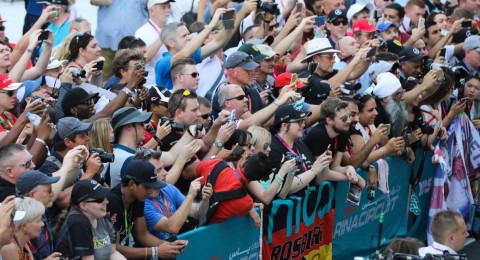 بطولة فورمولا 2 منصة إلى النجاح والنجومية