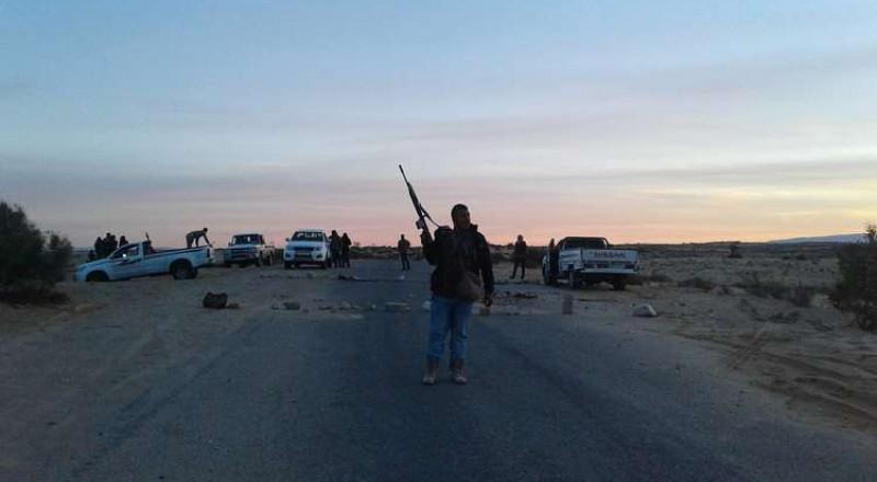 قبيلة في سيناء تعلن اتحادها مع الجيش المصري