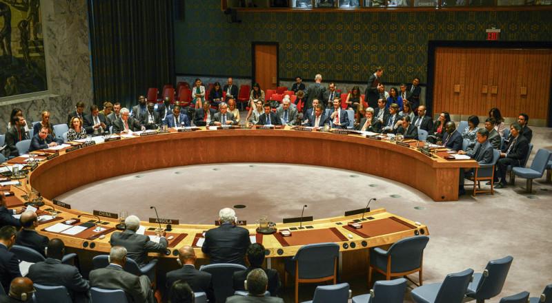 اليوم: مجلس الأمن يبحث تطورات القضية الفلسطينية
