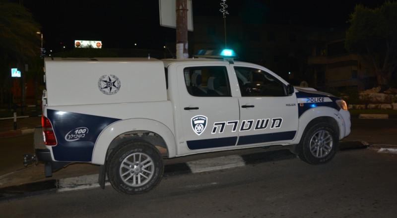 حيفا: القاء قنبلة على منزل واعتقال مشتبه من ام الفحم