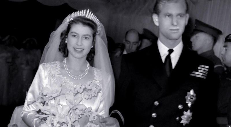 70 عامًا على زفاف الملكة اليزابيث والأمير فيليب