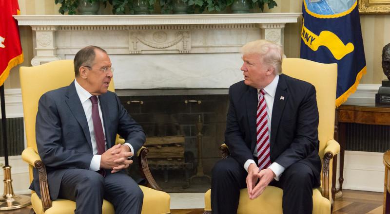 ترامب كشف أمام روسيا عن عملية قام بها الجيش الإسرائيلي والموساد في سورية