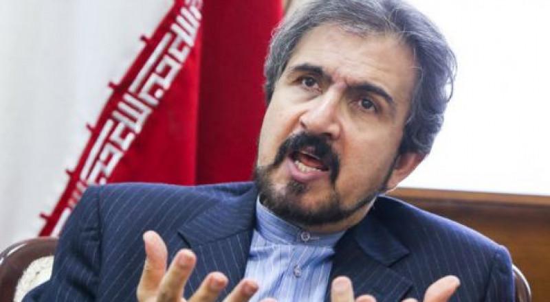 إيران: السعودية تنفذ سياسات إسرائيل، وبيان الجامعة العربية كاذب