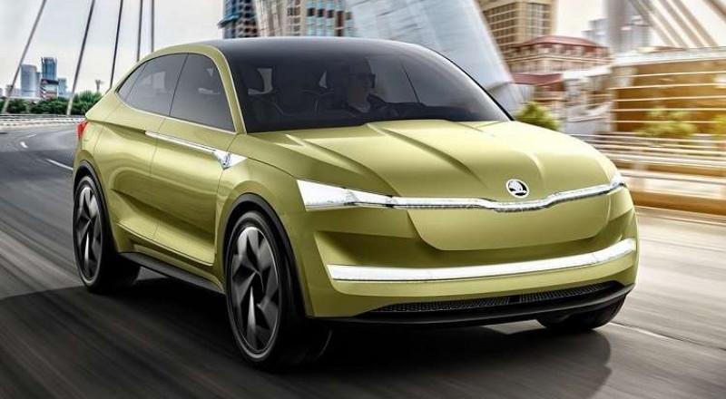 سكودا تعلن عن نيتها إنتاج سيارات كهربائية