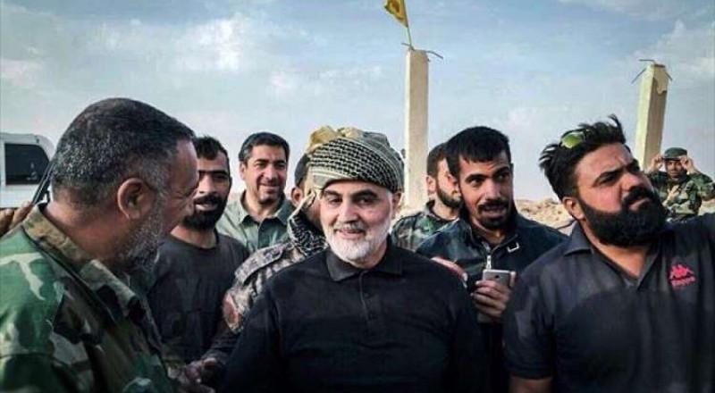كيف أنقذ اللواء الإيراني سليماني أربيل من داعش ؟