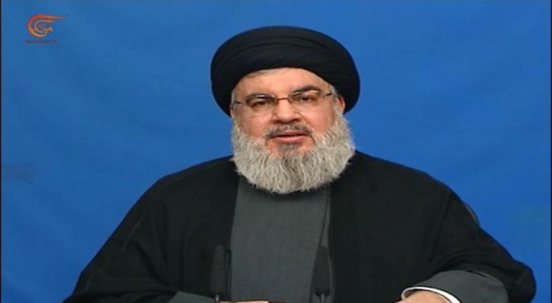 السيد نصر الله: سلاح حزب الله هو عامل أساسي في تحقيق الاستقرار في لبنان