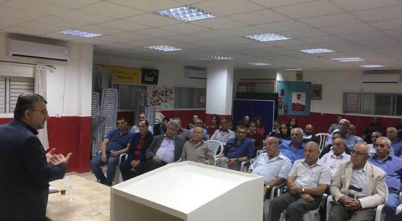 النائب جبارين: نتنياهو يسعى لتطبيق تصريح بلفور وابقاء الفلسطينيين بلا دولة