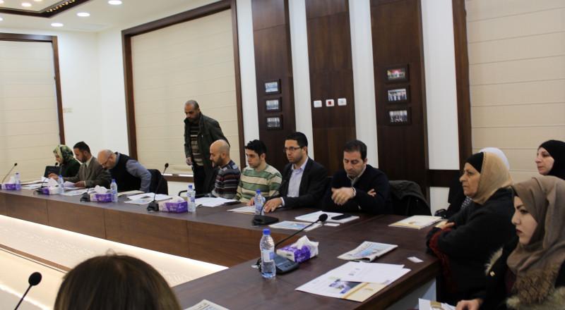 رام الله: توقيع اتفاقية لفتح أسواق للمنتج الفلسطيني في أميركا