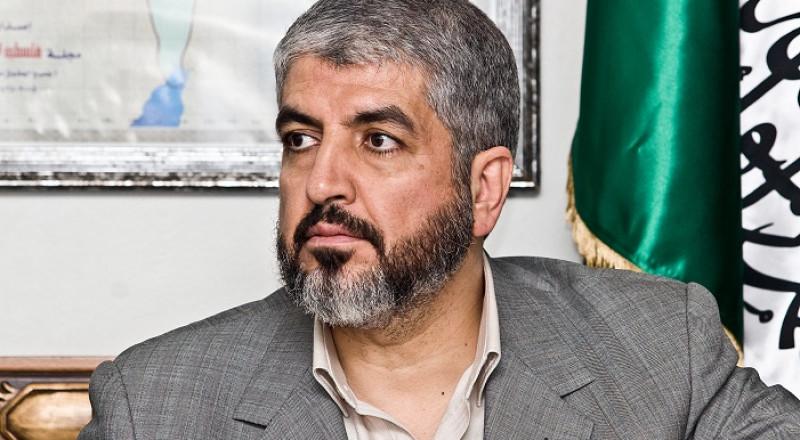 مشعل يحذر من التضحية بالقضية الفلسطينية
