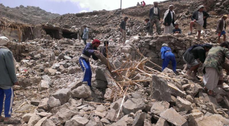 اليمن على حافة المجاعة .. أسوأ أزمة إنسانية في العالم!