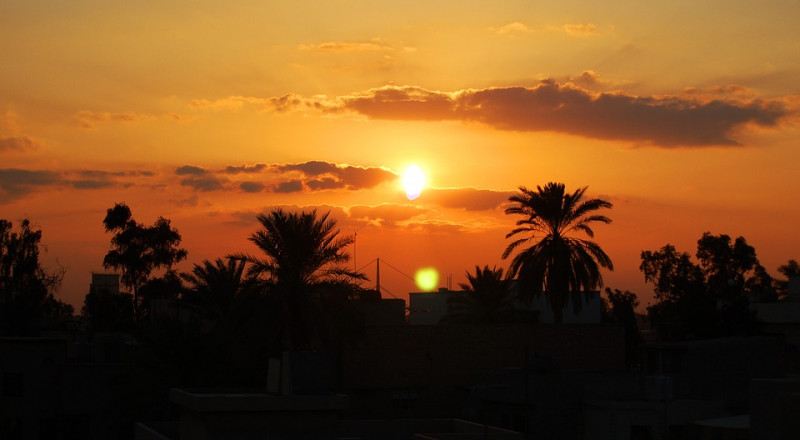 هزة أرضية تضرب العاصمة العراقية بغداد