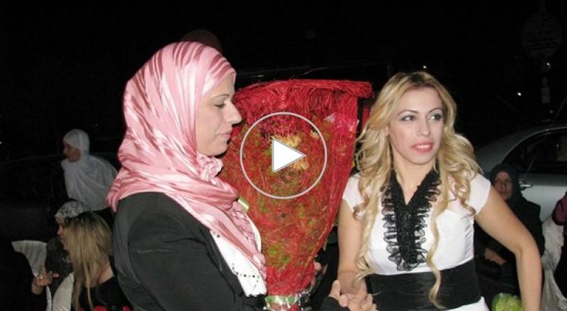 افتتاح اكادمية تماضر الدولية للتجميل في باقة الغربية