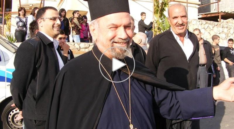 مسيرة احتفالية في المغار بمناسبة العيد بمشاركة كبيرة