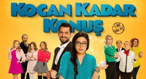 تكلمي بقدر زوجك الجزء الثاني Kocan Kadar Konuş