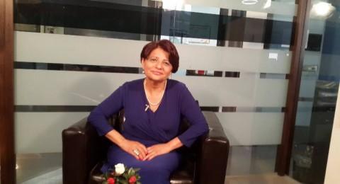 ازدهار أبو عيد للمرأة العربية: كوني ذاتك