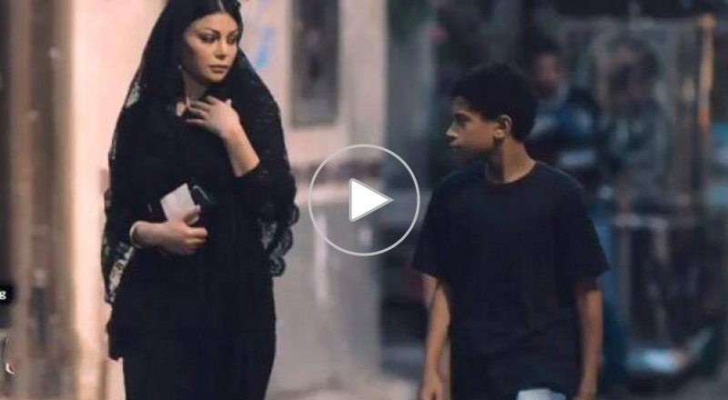 الطفل كريم الأبنودى: لم أمارس الجنس مع هيفاء وهبى..ومشهد الاغتصاب كان مجرد حلم