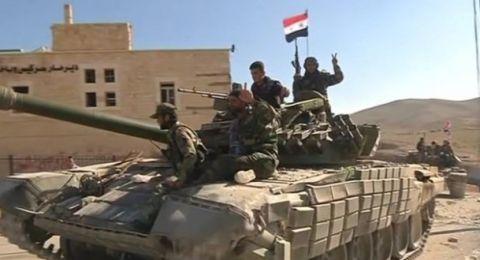 التحالف الأميركي يستهدف موقعين للجيش السوري في مواجهة داعش