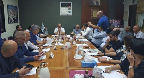 بلدية الناصرة: نناشد المواطنين بدفع الالتزامات، لأجل البلد وتطويرها