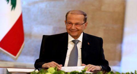 الرئيس اللبناني في عيد المقاومة وتحرير الجنوب: تحية لمن دافع وصمد