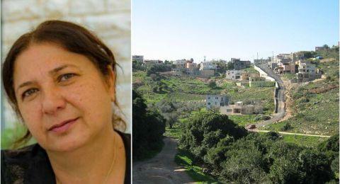 سميرة عزّام من عسفيا تنافس على عضوية المجلس للمحلي