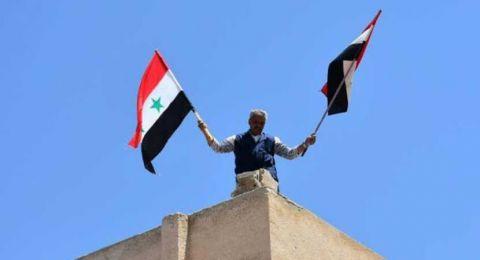 الجيش السوري يحرر مخيم اليرموك والحجر الأسود بالكامل