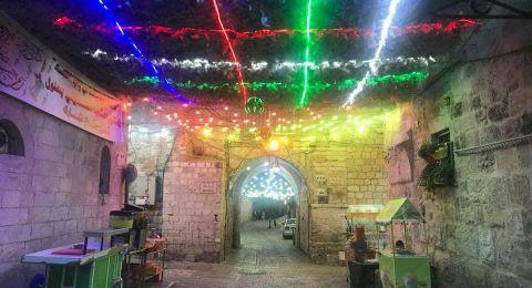 أجواء رمضان في القدس العتيقة