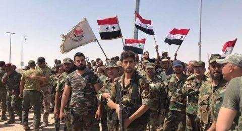 صدور قرار تسريح أقدم دورة في الجيش السوري