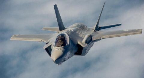 إف 35 لأول مرة .. الكشف عن تفاصيل جديدة حول القصف الإسرائيلي الأخير في سوريا!