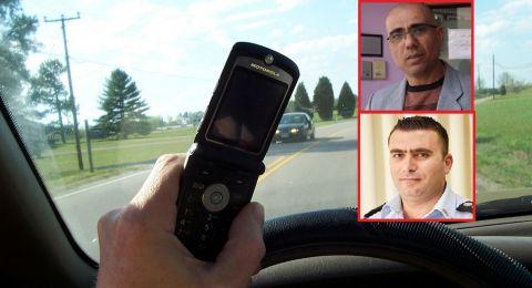 البدء بتنفيذ قانون استعمال الهواتف النقالة: مسبب لـ 30% من حوادث الطرق