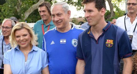 ميسي هو من أراد زيارة إسرائيل قبل المنوديال لأنه
