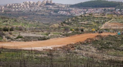 إقرار بناء 2500 وحدة سكنية استيطانية في الضفة الغربية