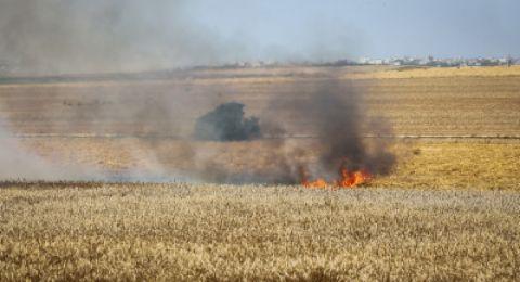 حريق في كيبوتس