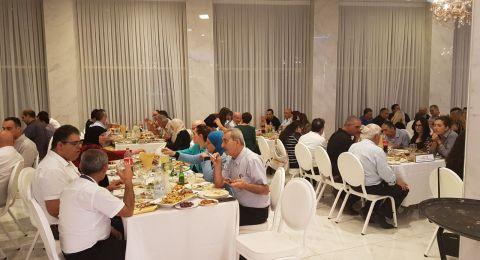 إفطار رمضان السنوي لإتحاد أرباب الصناعة بحضور المصنعين، رجال ونساء الأعمال العرب