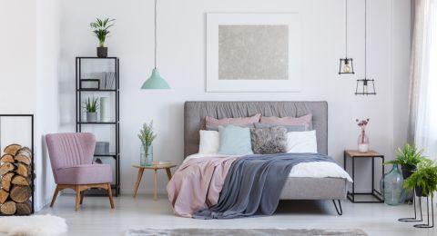 كيف تختارين الوان غرف النوم بطرق عصرية؟