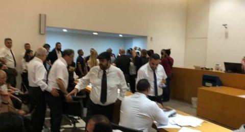 المتابعة تحيي المعتقلين والمحامين ومعركتنا ضد الاحتلال ومجازره متواصلة