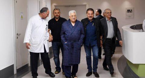 العالول: الرئيس عباس في تحسن مستمر واستجاب للعلاج