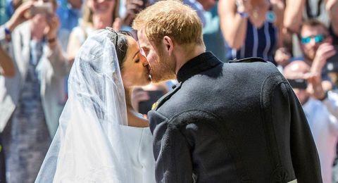 5 لقطات في زفاف الأمير هاري وميغان ماركل تؤكد تحطيم التقاليد والأعراف البريطانية
