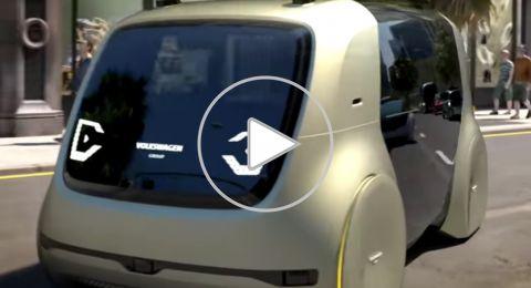 فولكس فاغن تتعاون مع آبل لإنتاج سيارات ذاتية القيادة
