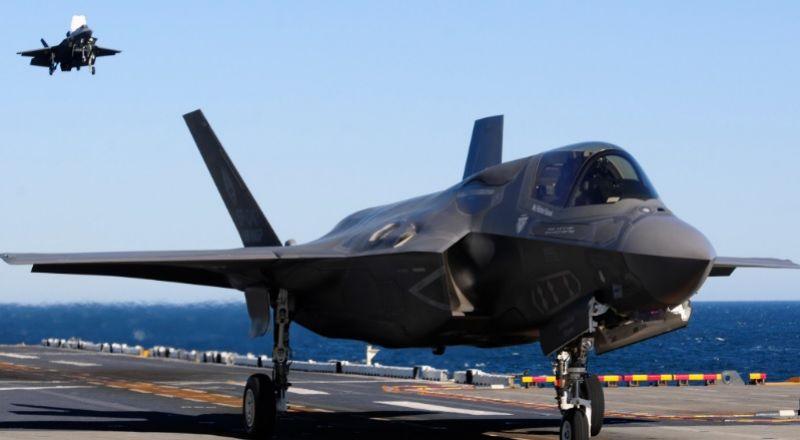 إسرائيل تكشف لأول مرة: نفّذنا غارات بطائرات F-35