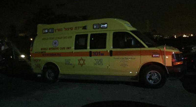 يانوح- جث: اصابة بالغة لشاب بعد تعرضه للطعن