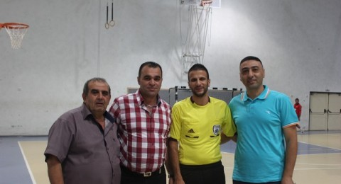 إختتام دوري رمضان التاسع بكره القدم في عين ماهل بأجواء إحتفاليه