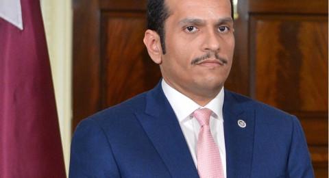 """وزير خارجية قطر يشيد بموقف الهند """"الحيادي"""" من الأزمة الخليجية"""