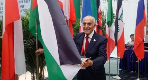 المصري: مشروع طريق الحرير فاتحة خير لفلسطين والمنطقه