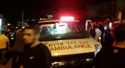 ام الفحم: مصرع رجل واصابة آخرين بصورة حرجة!