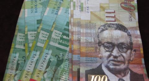 أسعار العملات مقابل الشيكل اليوم الأربعاء