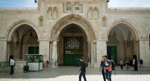 المسجد الأقصى مهدد بالانهيار